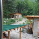 Carport & Sauna